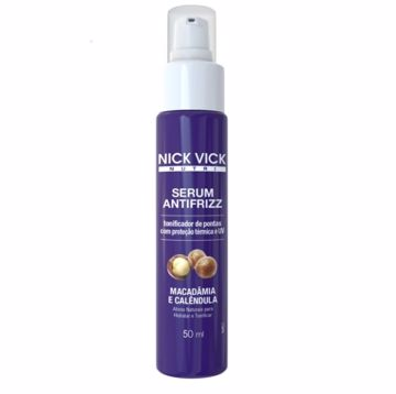 Imagem de Serum Antifrizz Nick Vick Nutri 50ml