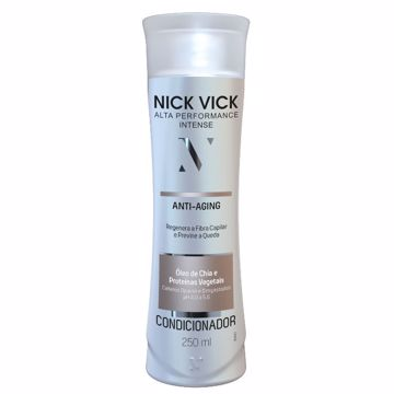 Imagem de Condicionador Anti Aging Nick Vick Alta Performance Intense 250ml