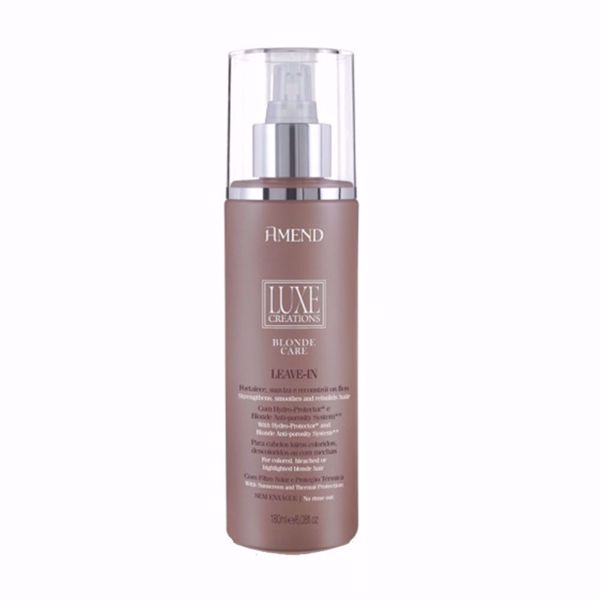 Imagem de Amend Luxe Creations Blonde Care Leave-in 180g
