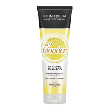 Imagem de Shampoo Go Blonder Lightening John Frieda Sheer Blonde 245ml