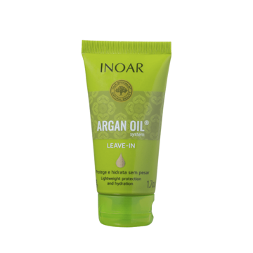Imagem de Inoar Argan Oil System Leave-in 50g