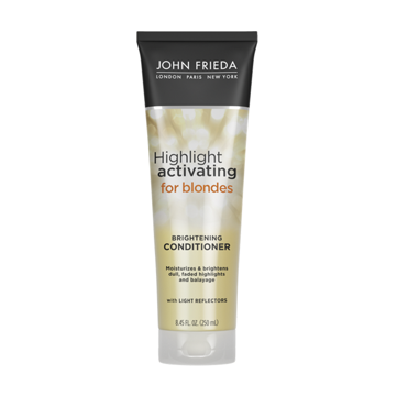 Imagem de Condicionador Highlight Activating Blondes John Frieda Sheer Blonde 250ml